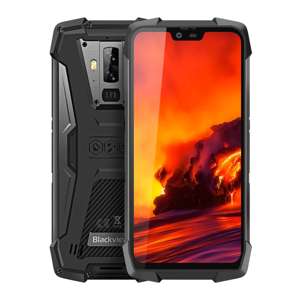 Blackview BV9700 Pro Waterproof IP68 Outdoor Smartphone Helio P70 6GB+128GB Android 9.0 With Night Vision Camera