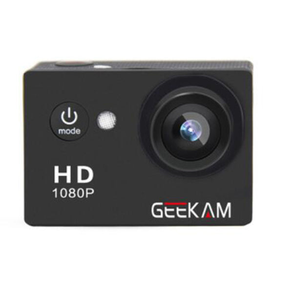 "A9 Waterproof Mini Camera HD 1080P Action Sport Camcorder Outdoor 2"" Screen Recorder DV Black"