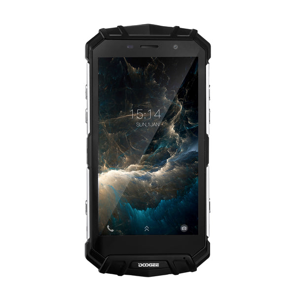 DOOGEE S60 Lite 5.2 Inch IP68 Waterproof Octa Core Smart Phone-Silver
