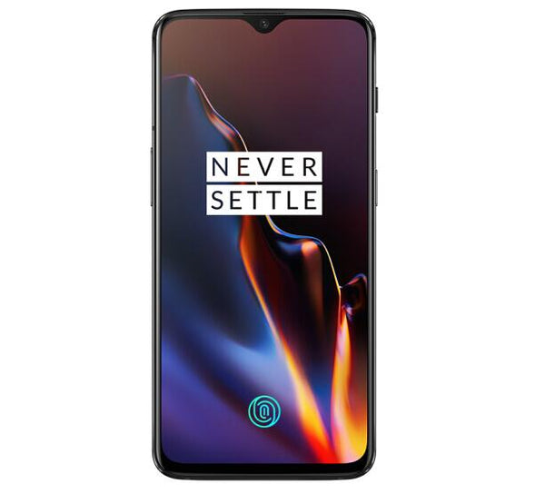 OnePlus 6T 4G Phablet 6.41 inch Andriod 9.0 Snapdragon 845 Octa Core 8GB RAM 128GB ROM -  Mirror black, Recovery CA Edition