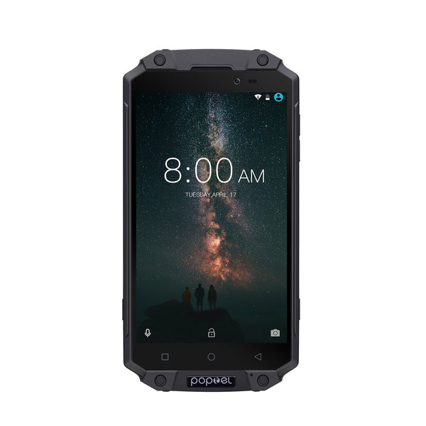 POPTEL P9000 MAX 5.5 Inch Smart Phone_Black