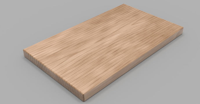 Classic Hardwood Cutting Board