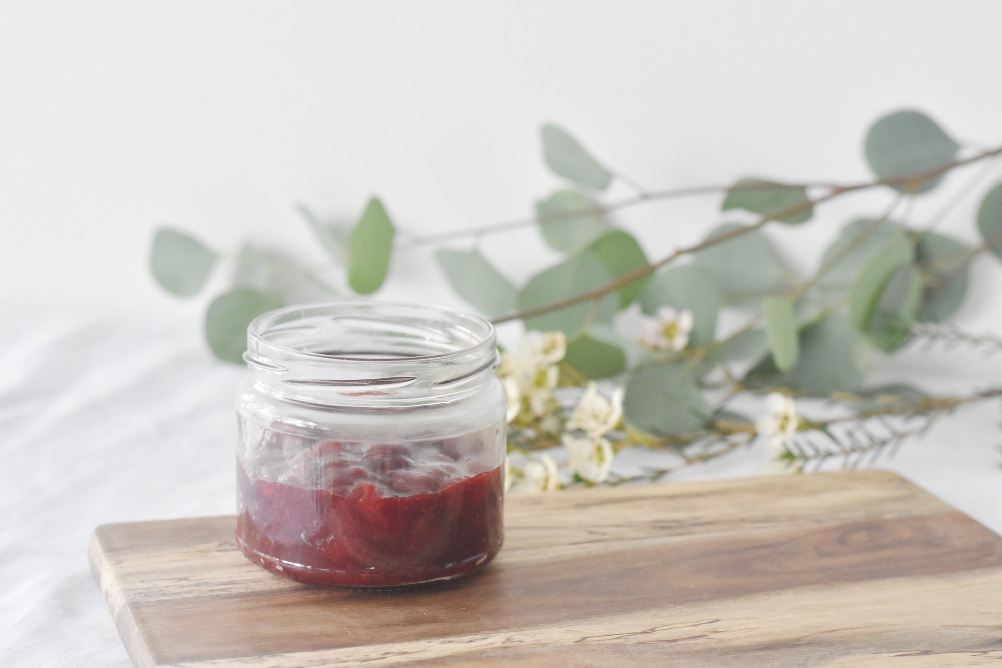 Strawberry Compote | Zee & Elle