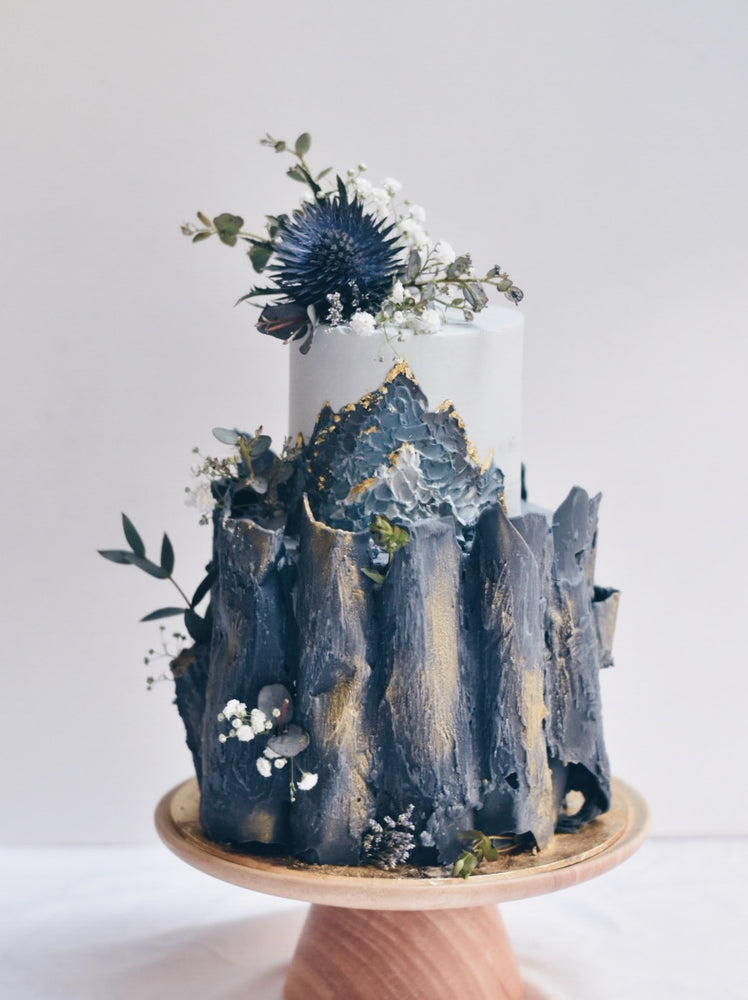 Blue Mountains Cake| Cakes. Sweets. Dessert Bars- Zee & Elle