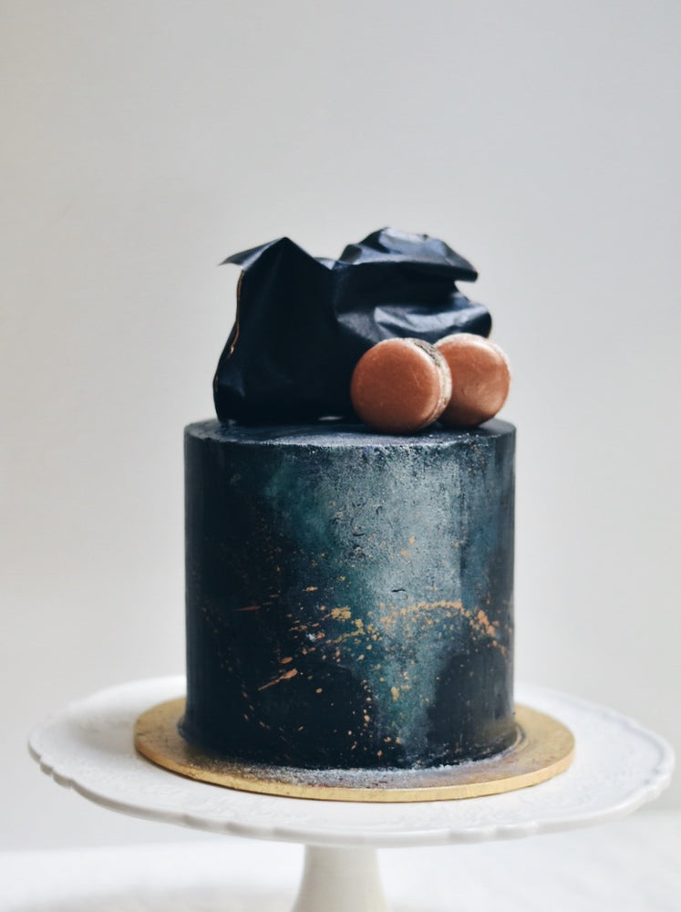 Dapper Galaxy Cake