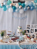 Under the sea dessert table - Zee & Elle