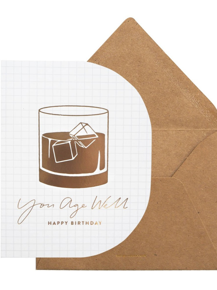You Age Well Card |  Cakes, Sweets, Dessert Bars - Zee & Elle