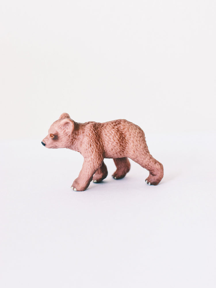 Minimalistic Toy Bear