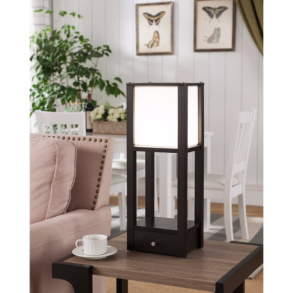 Striking Contemporary Style Floor Lamp