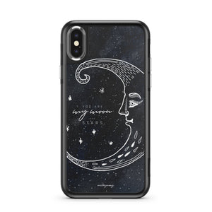 You Are My Moon - Slate Case