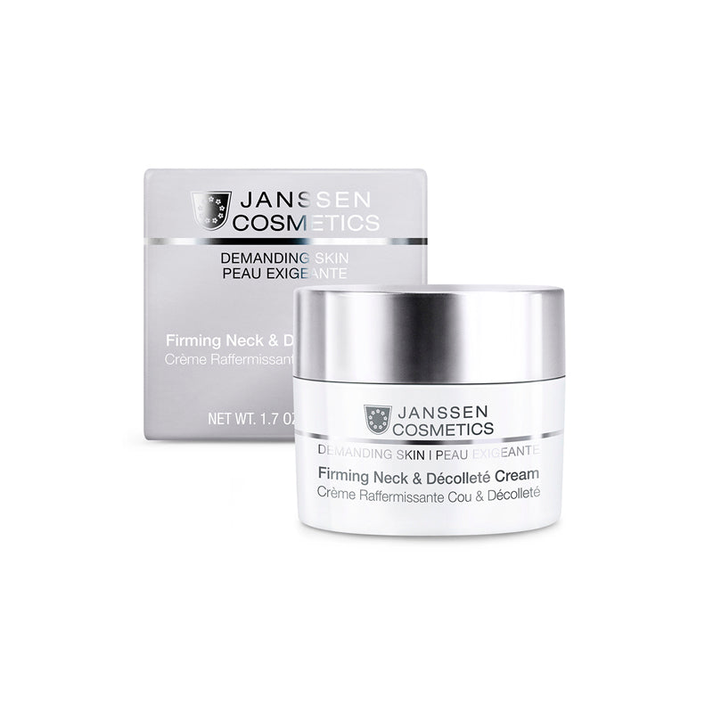 Firming Neck & Décolleté Cream