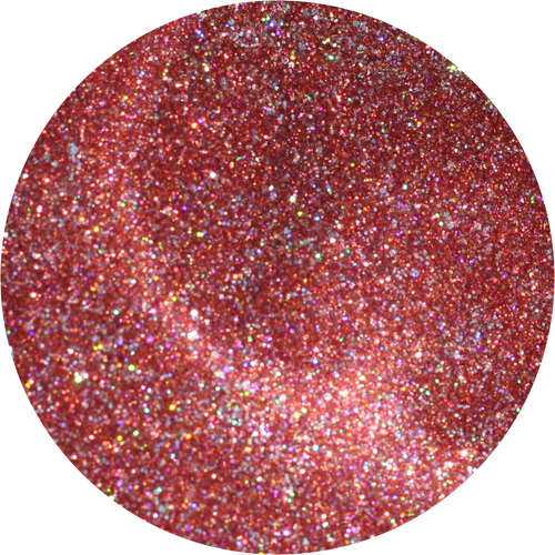 Copper Red 3D glitters AIM Sparkle
