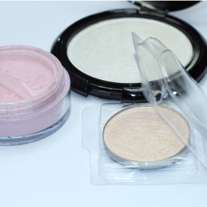 Lituation pressed highlighter verpakking AIM SPARKLE