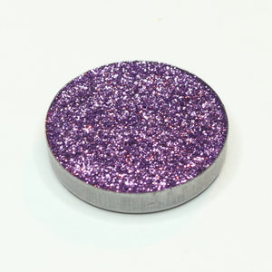 Lavender pressed glitter pan AIM Sparkle