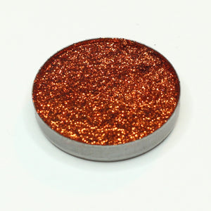AIM Sparkle pressed glitter Copper Brown