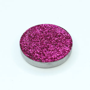 AIM Sparkle Pink Sapphire pressed glitter pan
