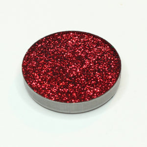 AIM Sparkle Ruby Red pressed glitter