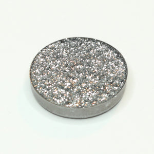 AIM Sparkle Silver Diamonds pressed glitter