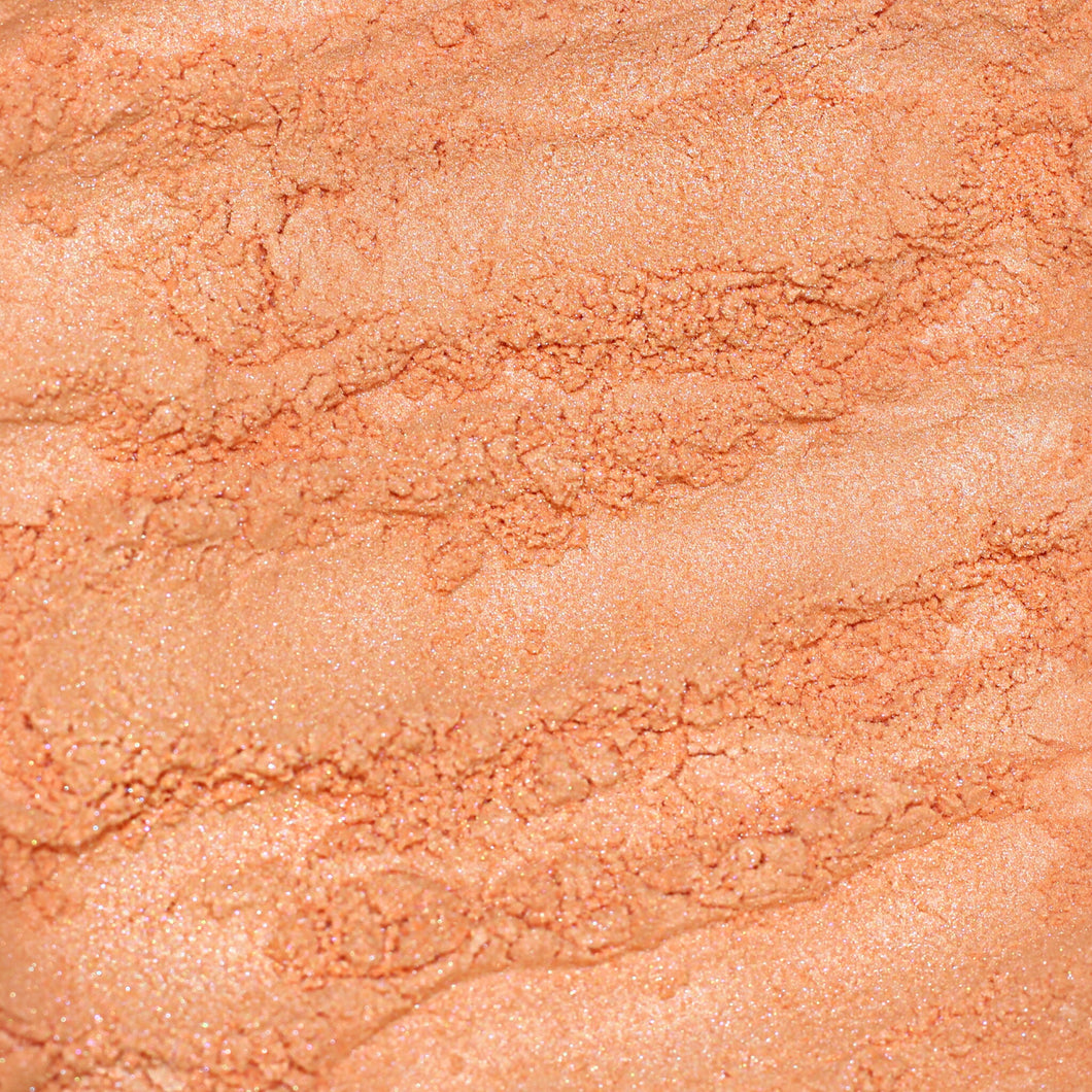 Peach Paradise highlighter poeder AIM Sparkle