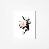 Gardenias - Greeting Card