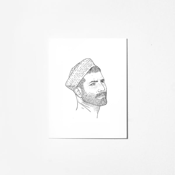 Seaman - Greeting Card