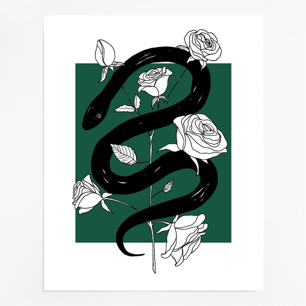 Serpent Roses