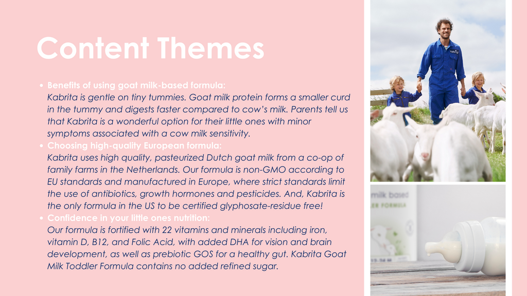 Content themes