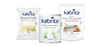 Meet the Kabrita family of products: Snack Puffs, Goat Milk Formula for Toddlers, and Goat Milks Porridge in a variety of flavors