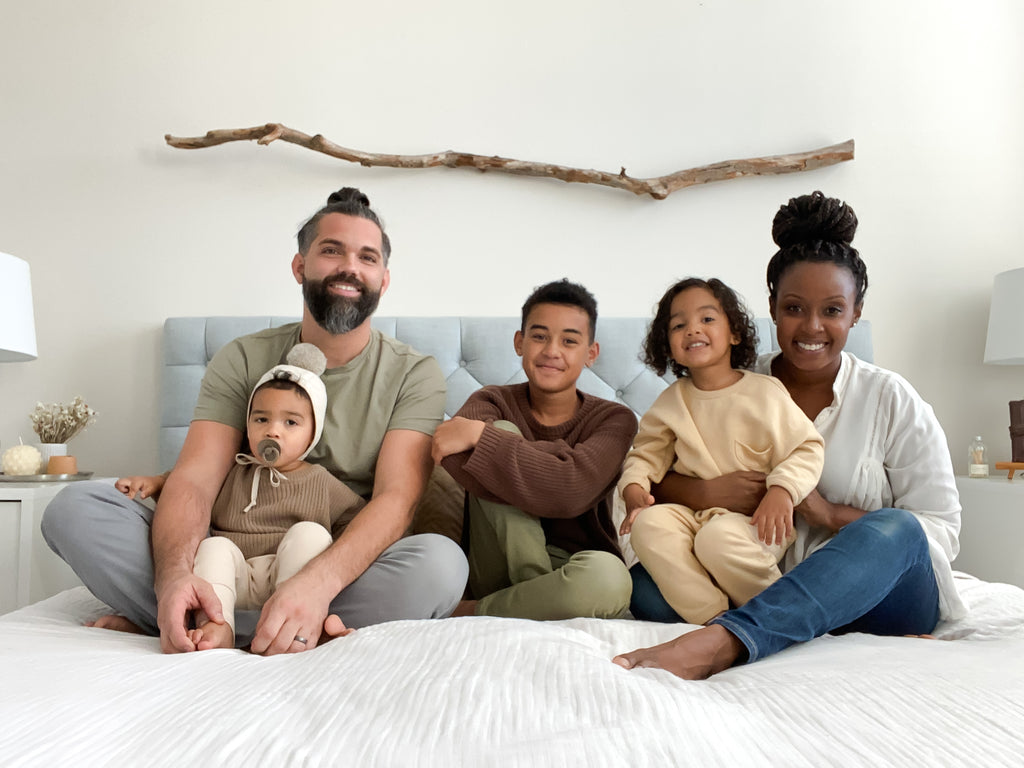 Tosha's Family - BIPOC Parenting Series