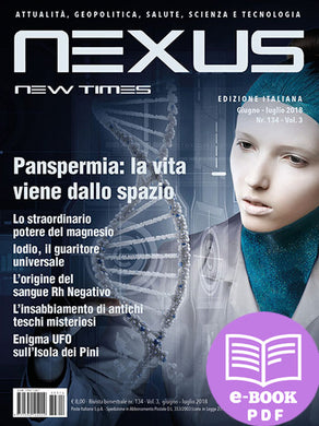 Nexus New Times nr. 134 - digitale - Nexus Edizioni