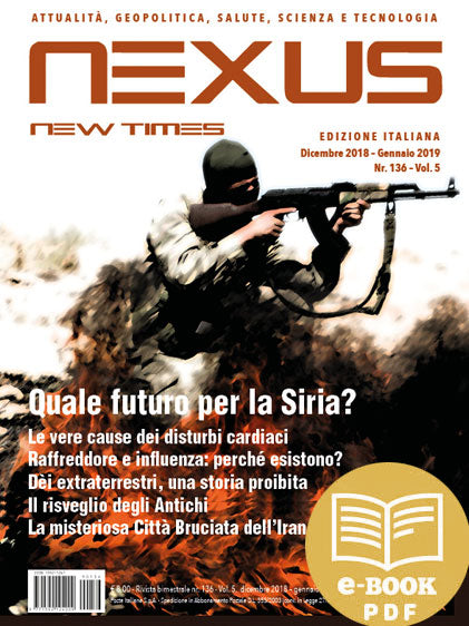 Nexus New Times nr. 136 - digitale - Nexus Edizioni