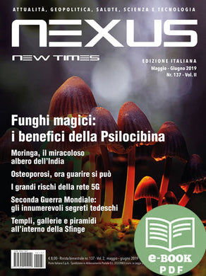Nexus New Times nr. 137 - digitale - Nexus Edizioni