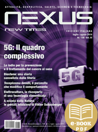 Nexus New Times nr. 138 - digitale - Nexus Edizioni