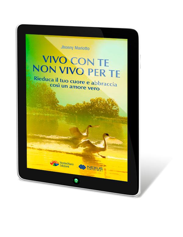 Vivo con te, non vivo per te - ebook