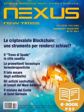 Nexus New Times nr. 131 - digitale - Nexus Edizioni