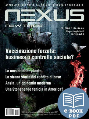 Nexus New Times nr. 128 - digitale - Nexus Edizioni