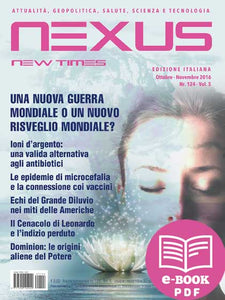 Nexus New Times nr. 124 - digitale - Nexus Edizioni