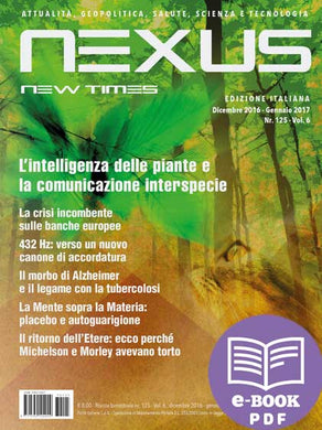 Nexus New Times nr. 125 - digitale - Nexus Edizioni