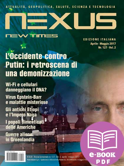 Nexus New Times nr. 127 - digitale - Nexus Edizioni