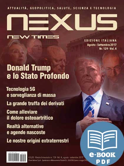 Nexus New Times nr. 129 - digitale - Nexus Edizioni