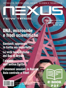 Nexus New Times nr. 132 - digitale - Nexus Edizioni
