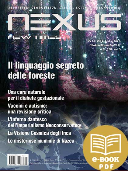 Nexus New Times nr. 130 - digitale - Nexus Edizioni