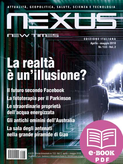 Nexus New Times nr. 133 - digitale - Nexus Edizioni