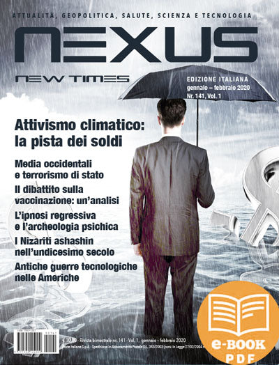 Nexus New Times nr. 141 - digitale