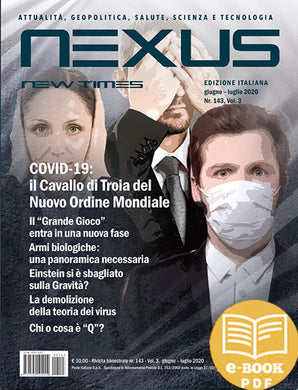 Nexus New Times nr. 143 - digitale