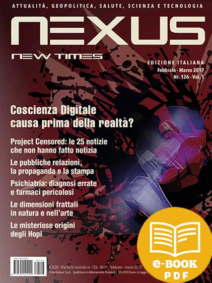 Nexus New Times nr. 126 - digitale - Nexus Edizioni