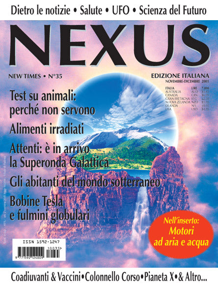Nexus New Times nr. 35
