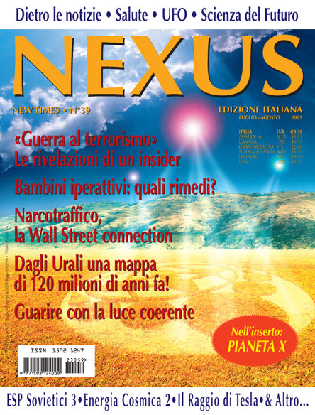 Nexus New Times nr. 39