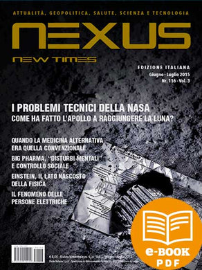 Nexus New Times nr. 116 - digitale - Nexus Edizioni