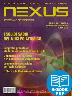 Nexus New Times nr. 119 - digitale - Nexus Edizioni